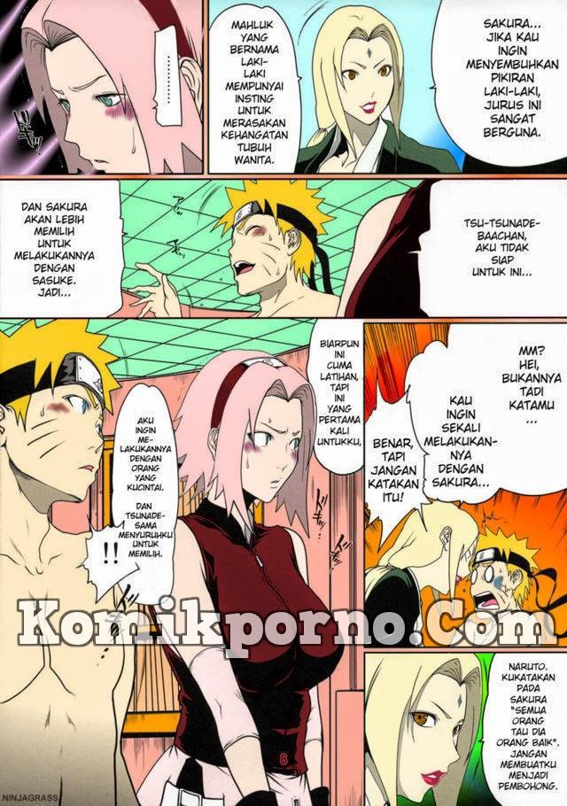 Komik Hentai Kisah Seks Naruto Dan Sakura